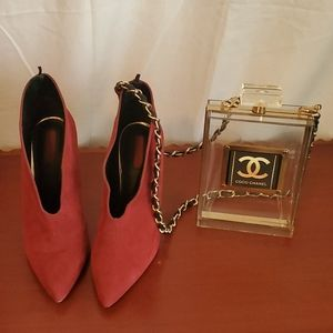 Forever 21Suede Shoes